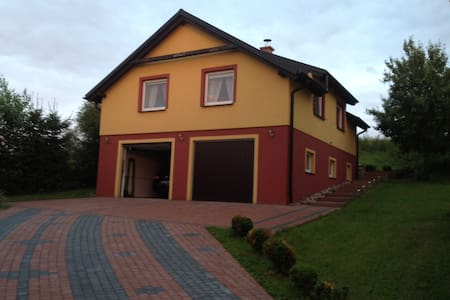 Holiday house in Chmielno Gdansk - Gdansk - House
