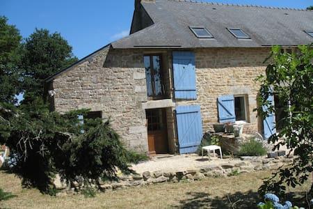 Petite maison au calme - Treffléan