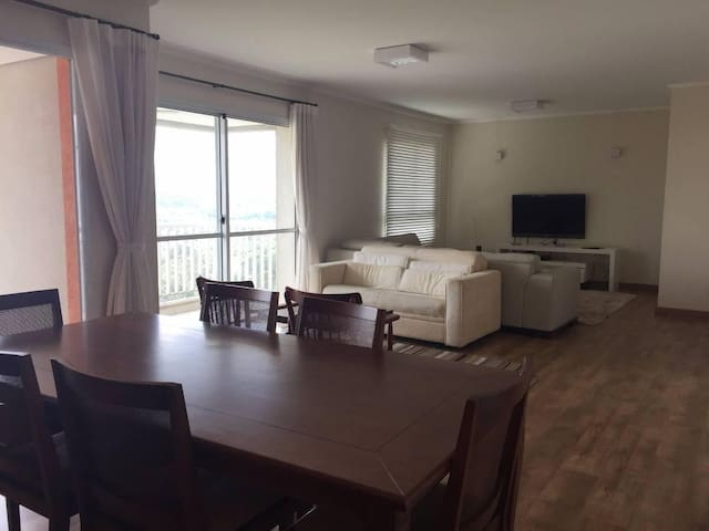 Great apartment -  near Albert Einstein/Autodromo