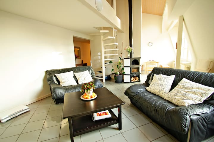 Comfort Apartment in the Embassy area - Berna - Apartamento