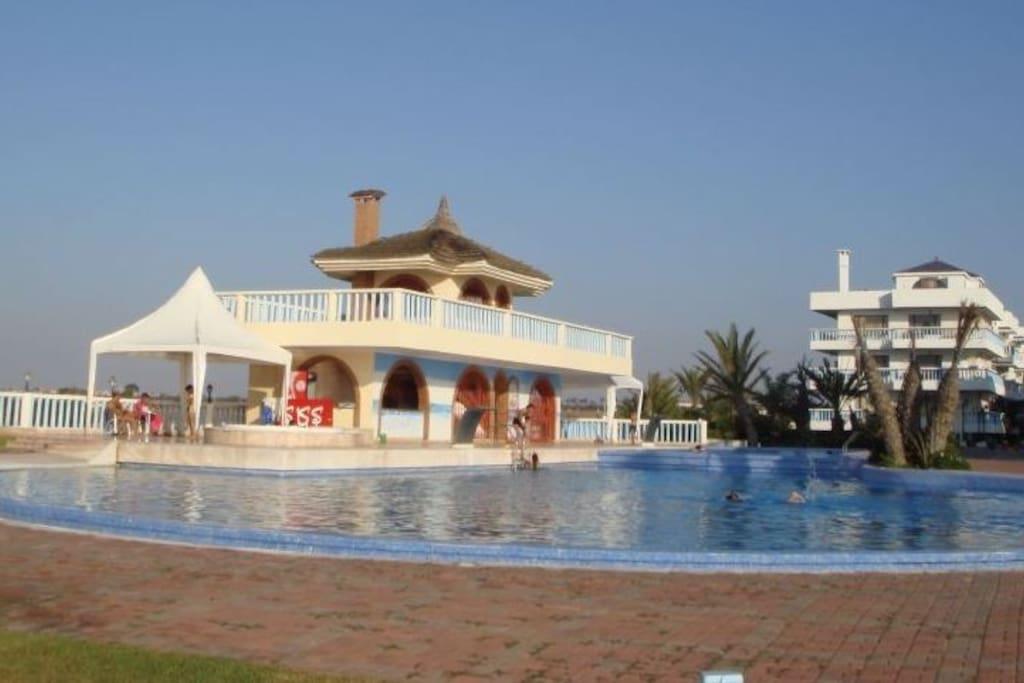 la grand piscine