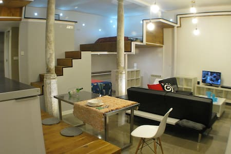 Great loft next to Cathedral-center - Granada - Loft