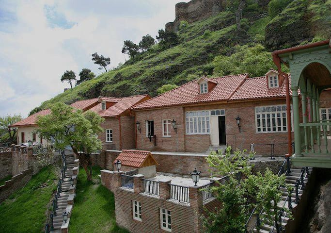 Studio with view in city center - Tbilisi - Loft