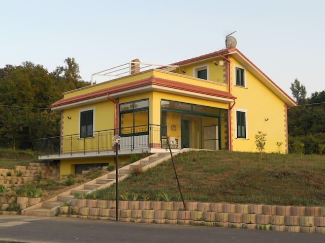 Sciò Sciò: immersi nella natura - Altavilla Irpina - Appartement