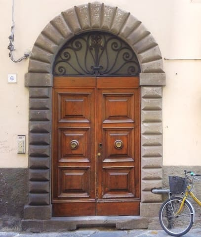 Splendid B&B in the center of Lucca - Lucca - Bed & Breakfast