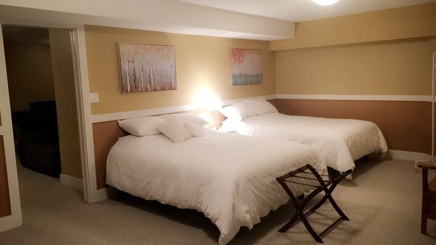 Abbotsford Suite by UFV&Hosp&Arpt&Tradex