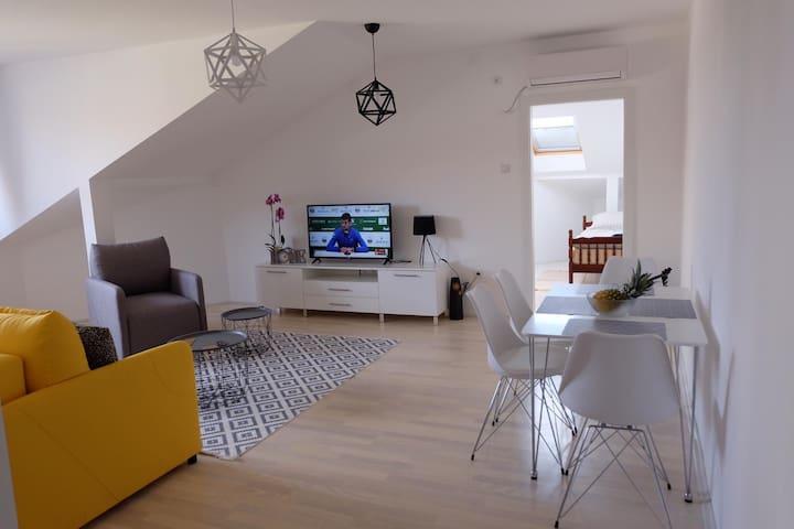 Mario's Apartment