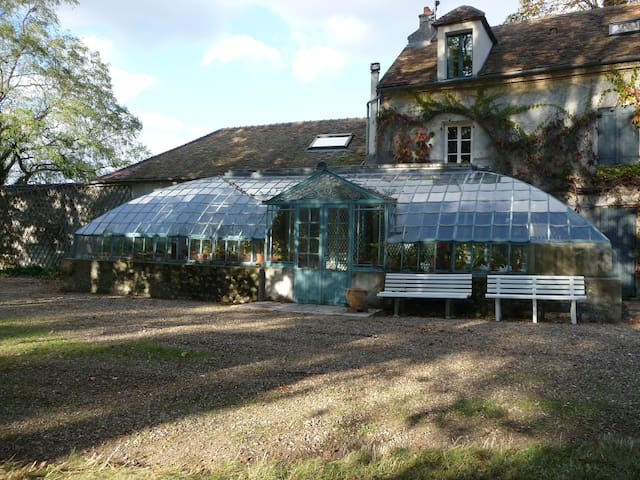Charming, spacious country house - Breuil-Bois-Robert