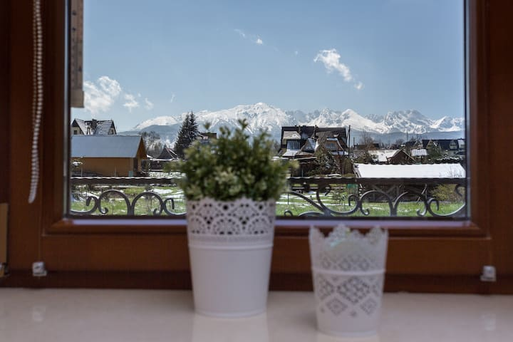 Apartment, view at Tatra Mountains - Murzasichle - Wohnung