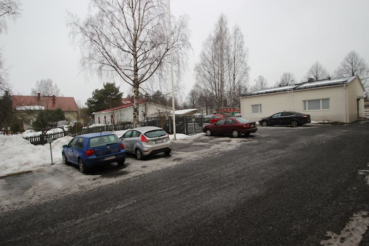 One-bedroom apartment in Mikkeli - Sammonkatu 26