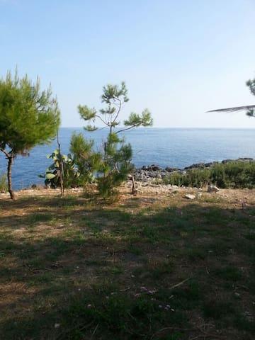 Viletta a Tricase Porto al mare - Marina Porto Lecce - Departamento