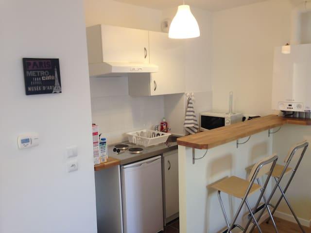 Studio à Rungis Parc Icade Orly - Rungis - Apartmen