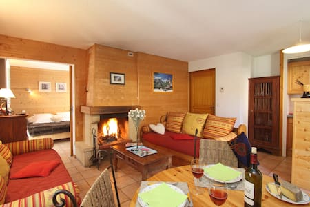 Appartement en Chalet - La Grave - Apartmen