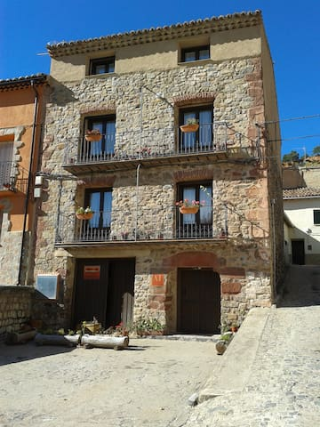 Alojamiento Rural Las Cárcavas (apartamentos) - Noguera de Albarracín - Wohnung