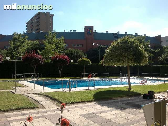 swimming pool and peaceful area close to city centre