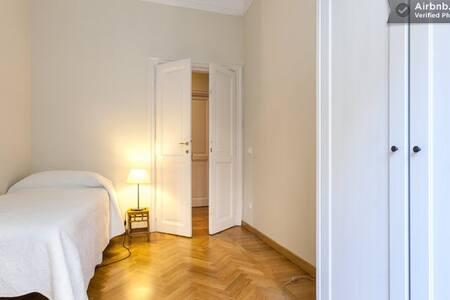 Accogliente stanza privata singola  - Rome - Apartment