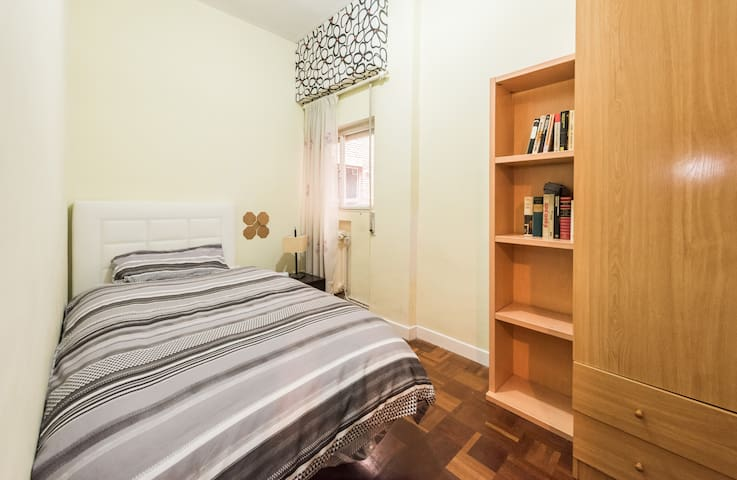 Habitación Privada Atocha 1 - Madrid - Appartamento