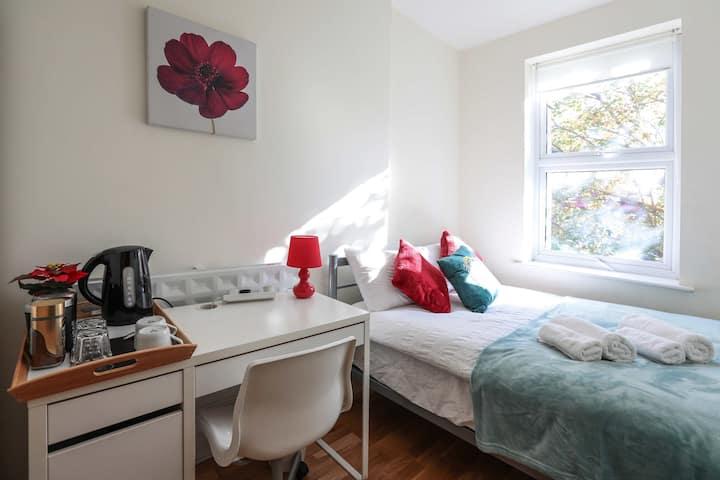 Private Double Bedroom In Euston (16)