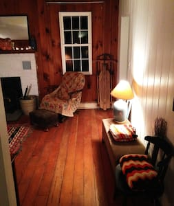 Cozy & stylish Phoenicia cabin-WIFI - Mount Tremper