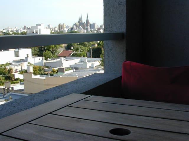 Vistoso balcón