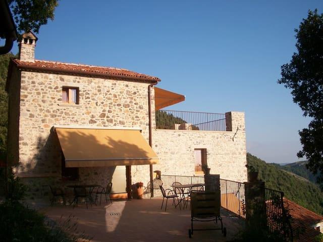 Borgo Le Caselle - Casa Soprana - Tortorella - Wohnung