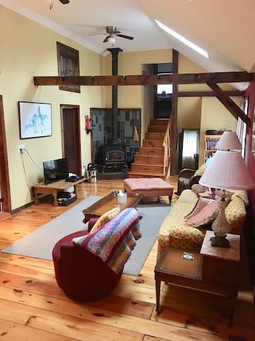 Vermont family rental