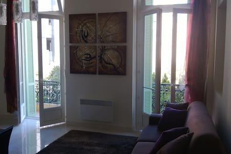 New flat in the centre of Mentone - Menton