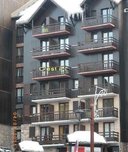 appart HG4 pers pied de pistes - Apartamento