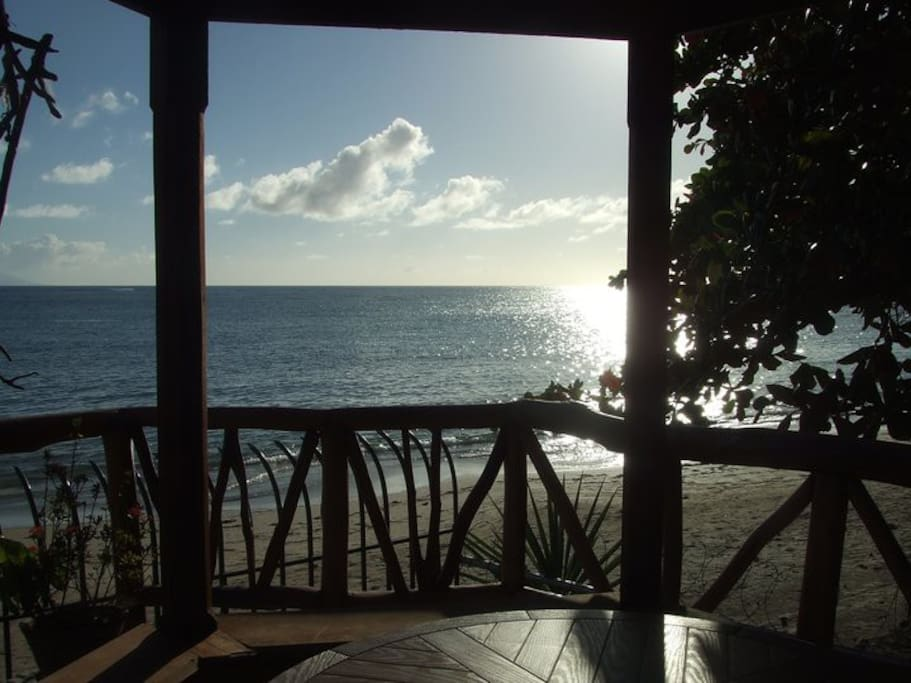 Mirage beach house houses for rent in laborie laborie for 4758 setting sun terrace