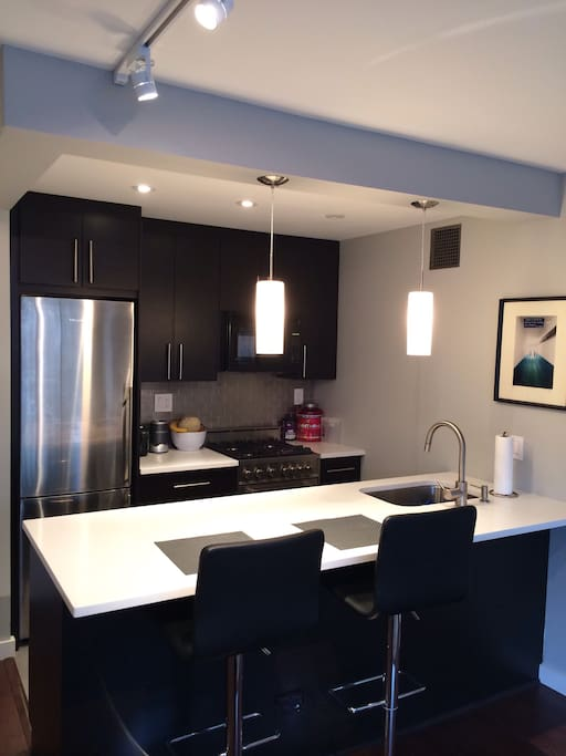 Modern alcove studio in chelsea nyc apartments for rent for Alcove studio