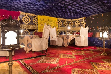 Luxury Bedouin Tent - Tenda