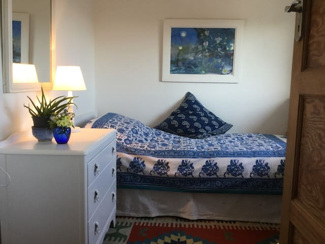 Single room in artistic house. - Lewes - House