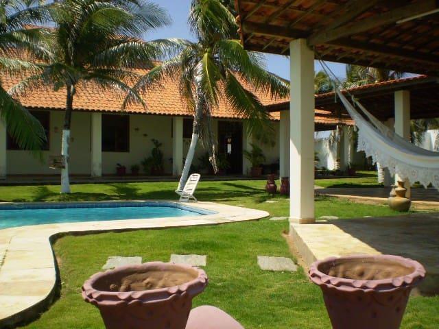 Casa de Praia com Encanto - Caponga - Casa