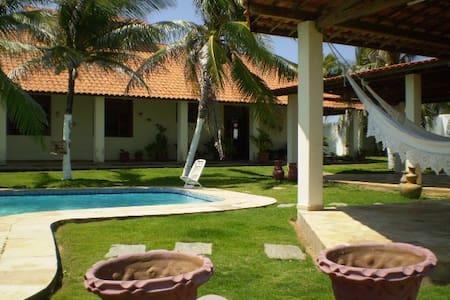 Casa de Praia com Encanto - Caponga