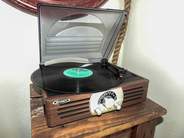 lets play some vinyl