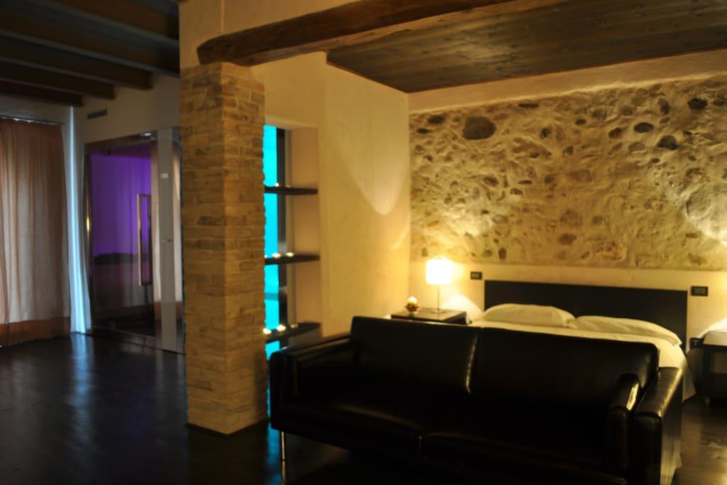 suite privatespa vicino a verona loft in affitto a