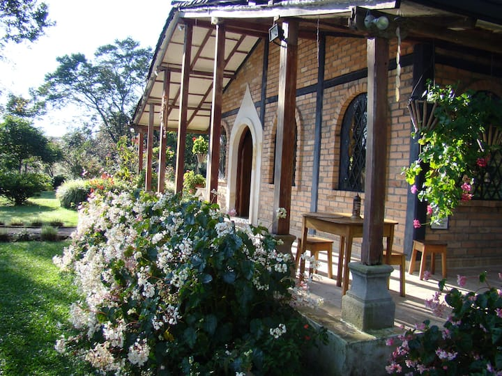 Coffe farm and gardens