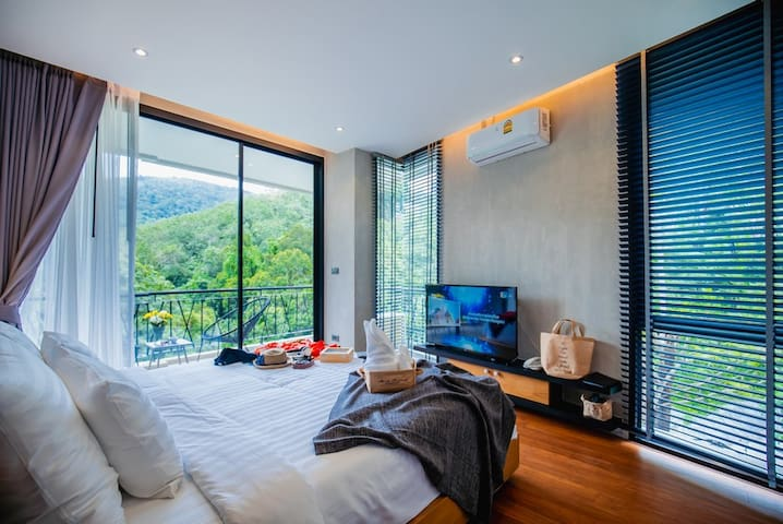 Grand Deluxe Room with Garden View, Kamala, Phuket