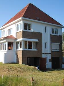 Roomy villa and safe heaven - Koksijde