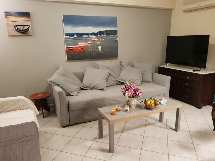 Sounio Palea Heaven beach rental holiday apartment