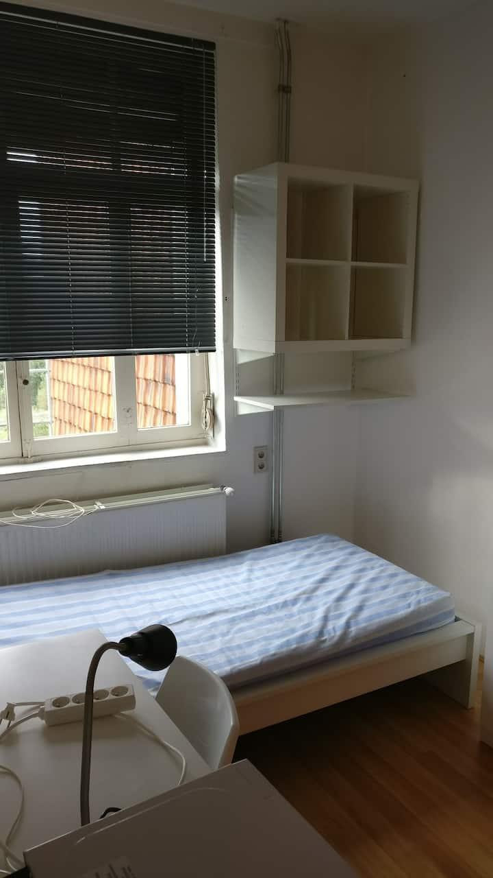 A clean modern room 2