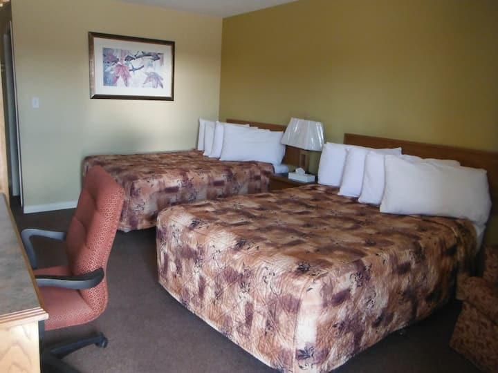 Rooms from $99 including taxes.