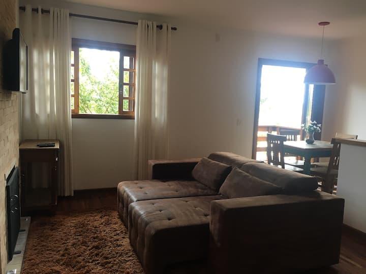 Casa Campos do Jordão no Alto Vila Inglesa