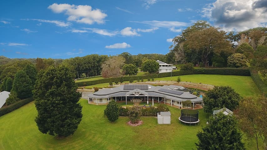 Stunning and Secluded Private Acreage