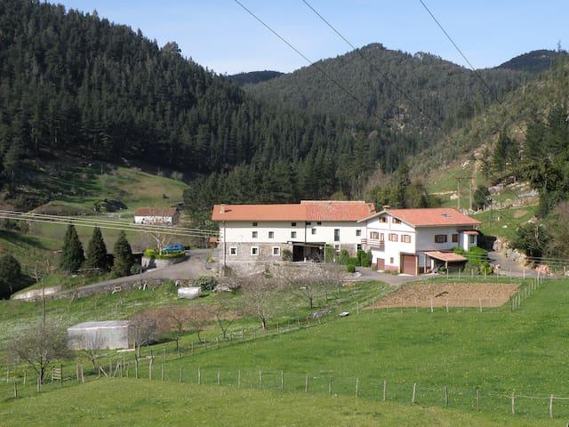Disfruta de la naturaleza - Gizaburuaga - Dům