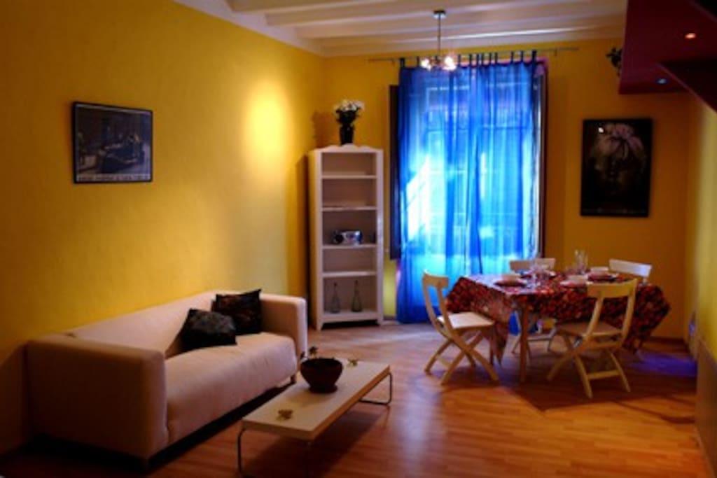 Right downtown bcn appartamenti in affitto a for Appartamenti barcellona affitto economici