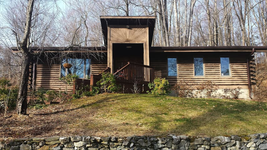 Getaway modern cabin - Hopewell Junction - Stuga