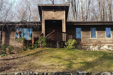 Getaway modern cabin - Hopewell Junction - Kabin