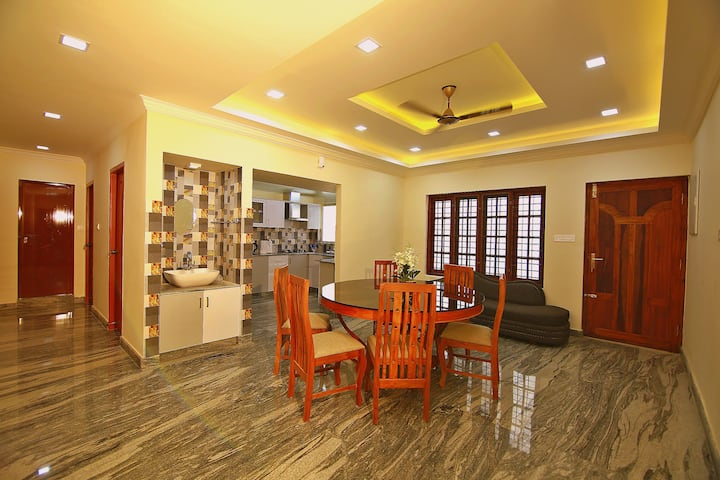 Apartment No.2 (Royal 3 BHK) - 1F