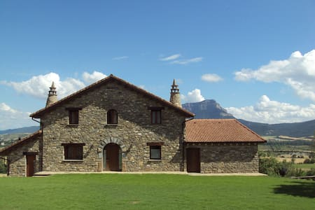 Casa rural a 4Km de Jaca - Guasillo